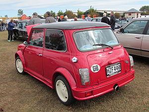 ERA Mini Turbo - Rear