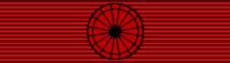Gerd Kanter - Image: EST Order of the White Star 4th Class BAR