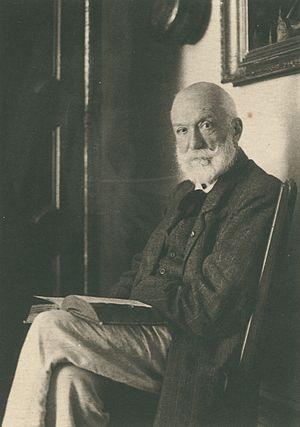 Auguste Forel - Auguste-Henri Forel, c. 1900