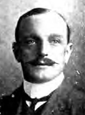 Ernest Belcher - Ernest Albert Belcher circa 1900.