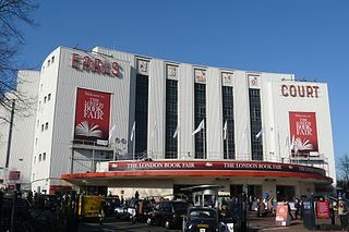 Earls Court Exhibition Centre exhibition, conference and events venue in London, England