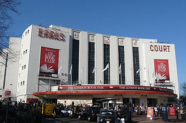 Earls Court Londra Hotel