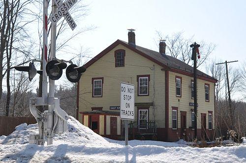 East Kingston mailbbox