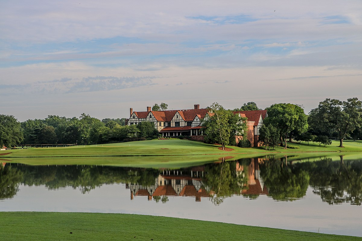 Image result for East Lake Golf Club
