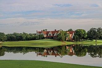 East Lake Golf Club - Image: East Lake Golf Club 2017