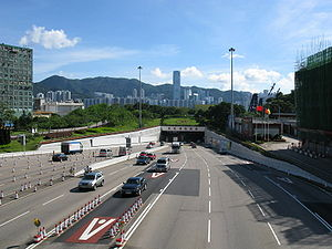 Eastern Harbour Crossing - Image: Eastern Harbour Tunnel