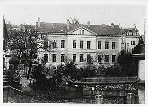 École Polytechnique Fédérale de Lausanne - École spéciale de Lausanne 1857