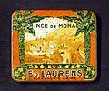 Ed Laurens Prince de Monaco cigarettes tin front.JPG