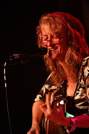 Eddi Reader - Reader in 2008