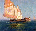 Edgar Payne Italian Fishing Boats.jpg