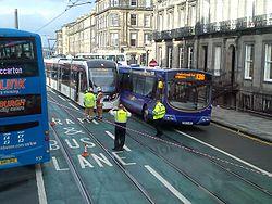 Edinburgh tram accident, 29 August 2014 (2).jpg