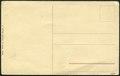 Edmund Lill Ansichtskarte Hannover. Handelshof. Besitzer Heinrich Uihlein, Adressseite.tif
