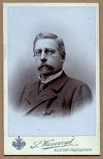 Edmund Reitter Austrian entomologist