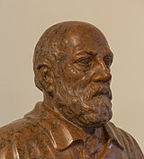 Eduard Suess - Bust in the Aula of the Academy of Sciences, Vienna - hu - 8498.jpg