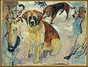 Edvard Munch - In the Kennel - MM.M.00328 - Munch Museum.jpg