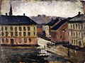 Edvard Munch - Olaf Rye's Square towards South East (1882).jpg