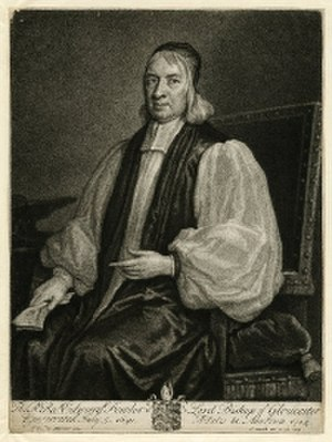 Edward Fowler - Bishop Fowler.