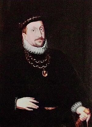 Edzard II, Count of East Frisia - Edzard II, count of East Frisia