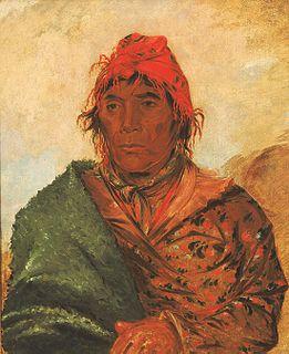 Ee-mat-la Leader of the Seminole people