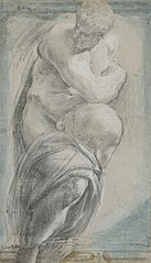 dibuix de El Dia per El Greco