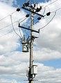 Electricity transformer (close-up) - geograph.org.uk - 1425279.jpg