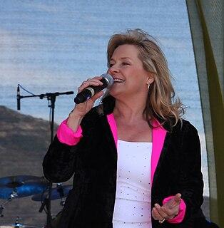 Elisabeth Andreassen Norwegian female singer and songwriter