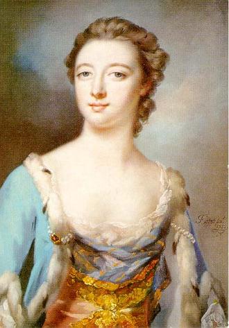 Elizabeth Hamilton, 1st Baroness Hamilton of Hameldon - The 1st Baroness Hamilton of Hameldon
