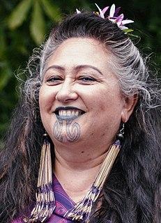 Elizabeth Kerekere Politician, LGBTQ+ scholar, and activist (b. 1966)