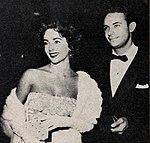 Elizabeth Taylor and Stanley Donen, c. 1952.jpg