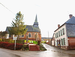 Centrum van Ellecourt