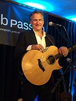 Ellis Paul, 30th Anniversary Club Passim, October 2019.jpg