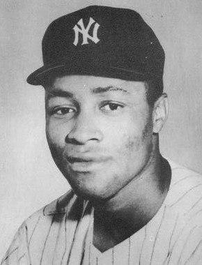 Elston Howard - New York Yankees - 1957
