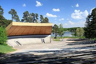 Elva, Estonia - Image: Elva laululava