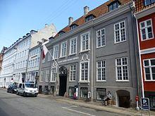 Ambassade - Wikipedia, den frie encyklopædi