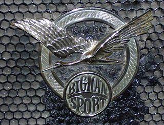 1918-1931 automobile brand manufacturer