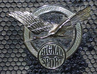 Bignan (automobile) - Image: Emblem Bignan