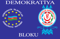 Emblem of Democracy Bloc (Azerbaijan).png