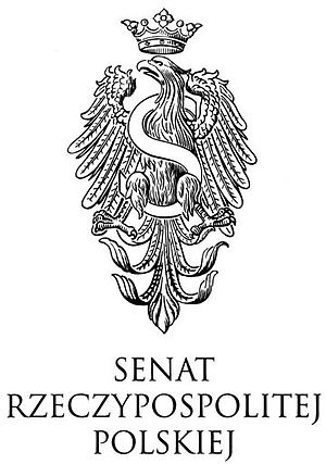 Senate of Poland - Image: Emblem of the Senate of Poland