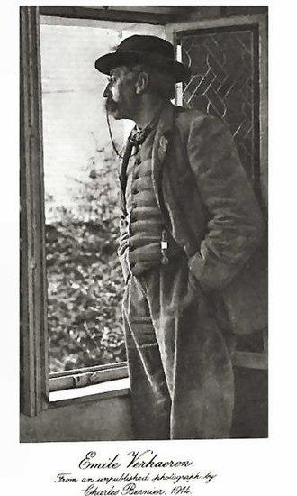 Emile Verhaeren - Emile Verhaeren by Stefan Zweig  (1914)