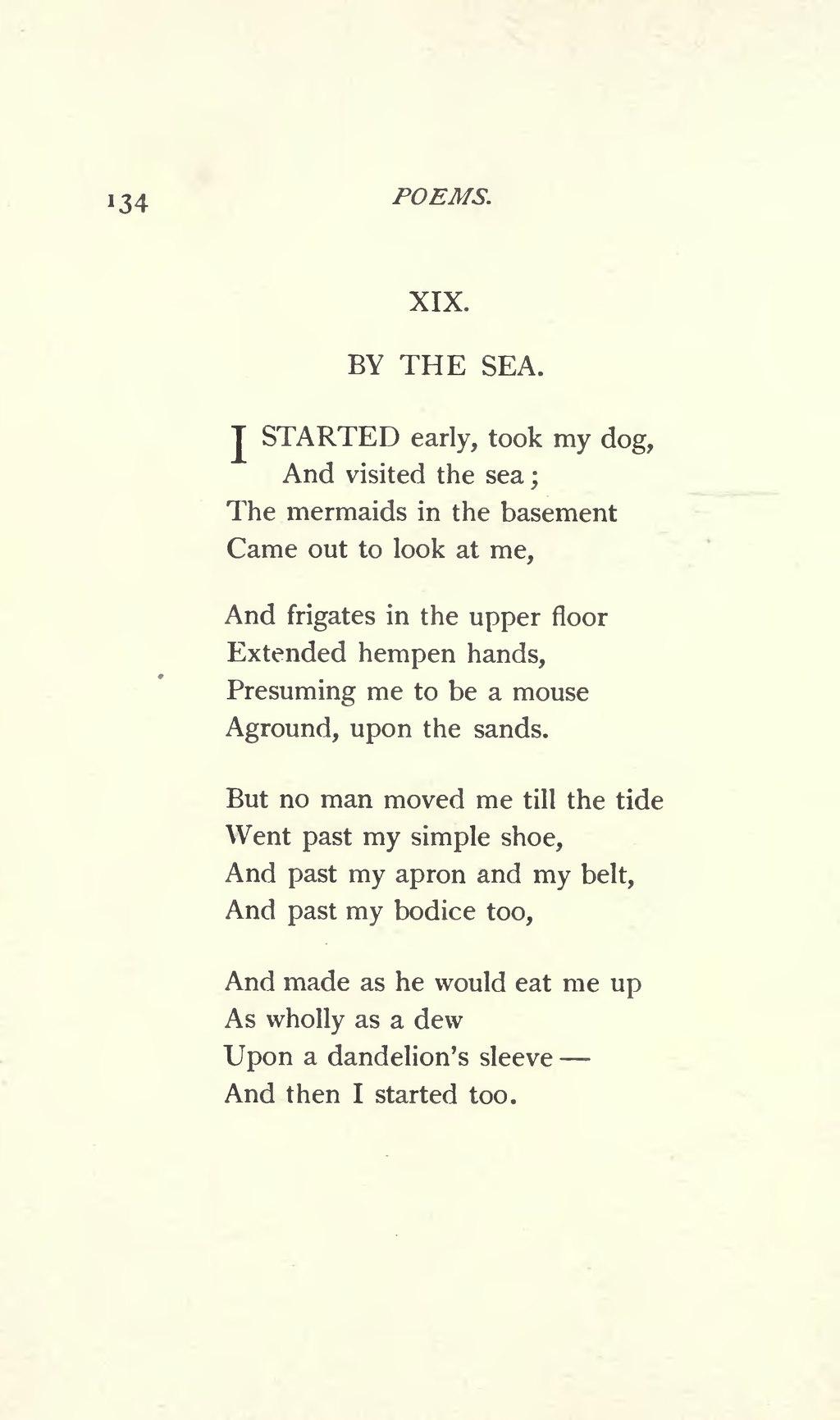 Page Emily Dickinson Poems Second Series 1891 Djvu 142