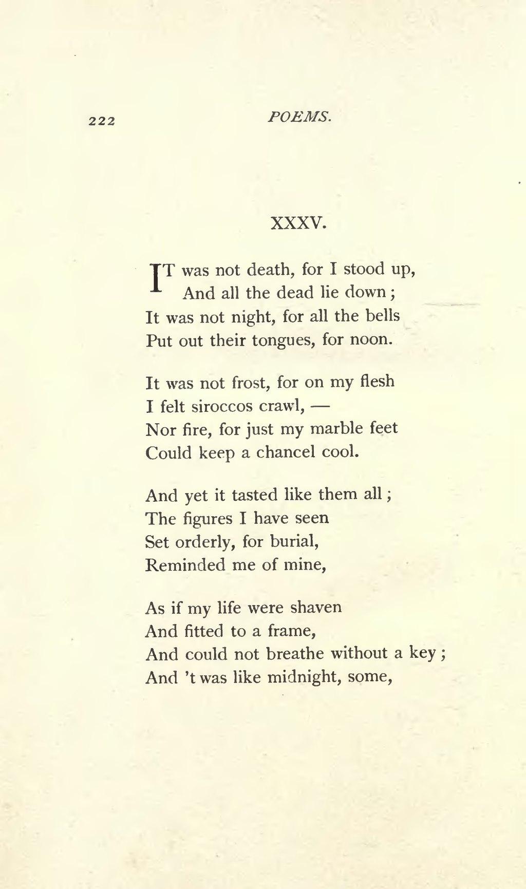 Pageemily Dickinson Poems Second Series 1891djvu230