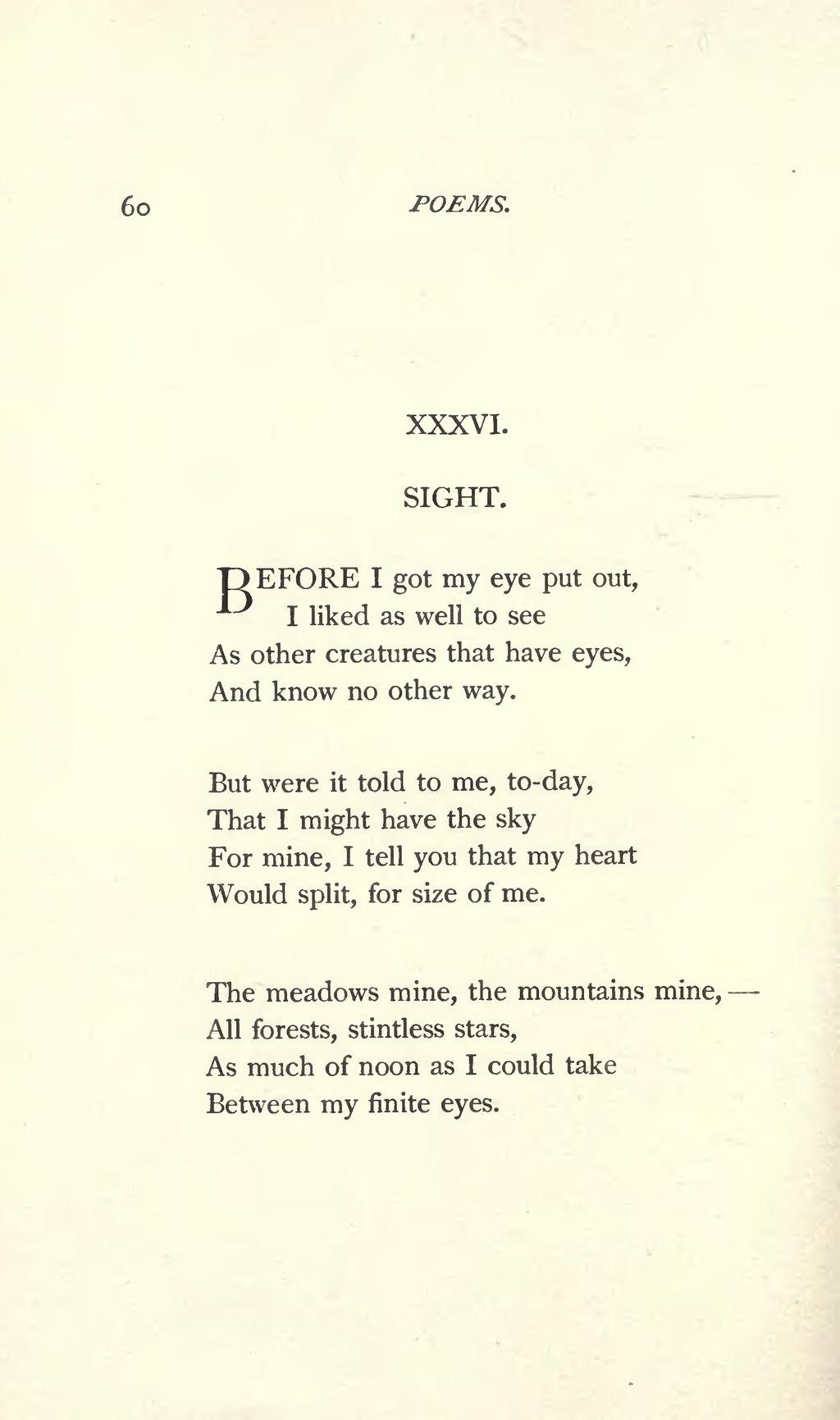 Pageemily Dickinson Poems Second Series 1891djvu68