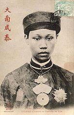 Emperor Thanh Thai