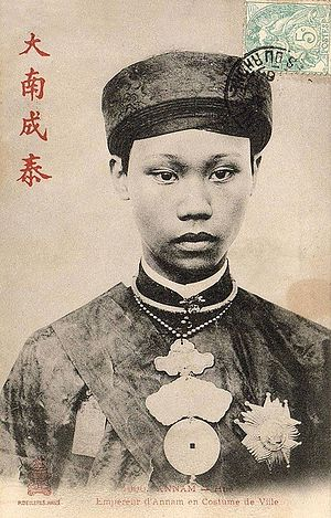 Thành Thái - Emperor Thành Thái