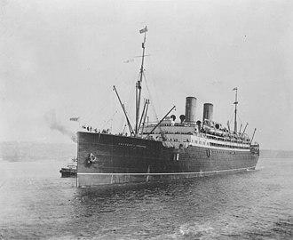 CP Ships - RMS Empress of Ireland