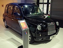 Englon Tx4 Built By Geely