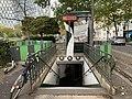 Entrée Station Métro Javel André Citroën Paris 11.jpg