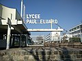 Entrée lycée Paul Eluard.jpg