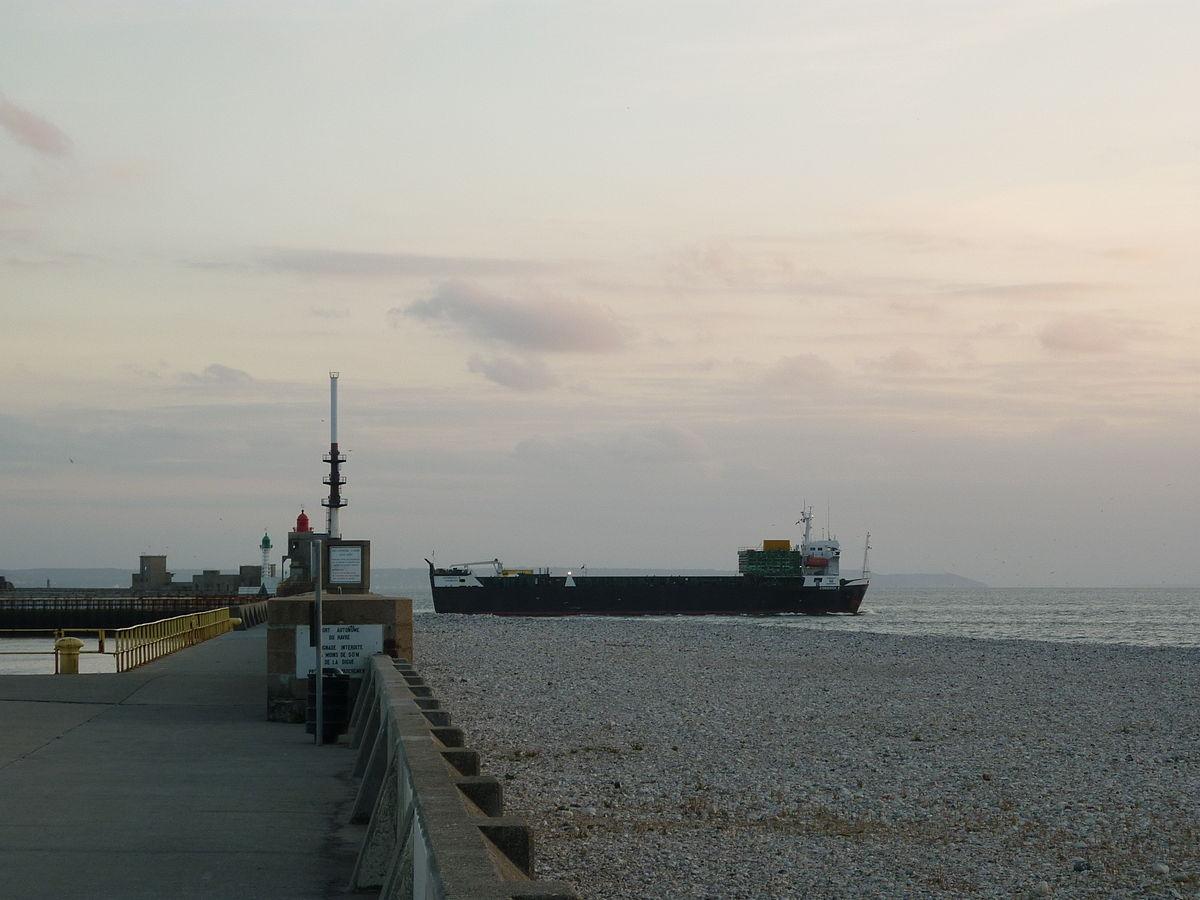 Grand port maritime du havre wikip dia for Salon du chiot le havre