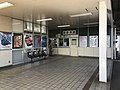 Entrance of Nishi-Karatsu Station.jpg